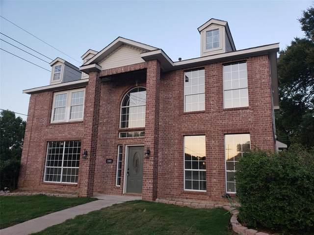 1901 Buffalo Bend Drive, Lewisville, TX 75067 (MLS #14438781) :: The Rhodes Team