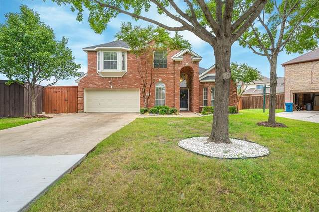 1516 Grapevine Creek Drive, Coppell, TX 75019 (MLS #14438798) :: The Mitchell Group