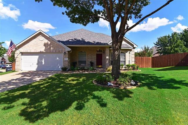 5501 Stone Cliff Court, Mckinney, TX 75071 (MLS #14438813) :: The Mauelshagen Group