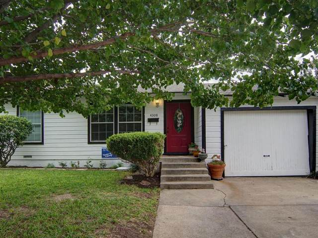 4308 Rutland Avenue, Fort Worth, TX 76133 (MLS #14438829) :: The Mitchell Group