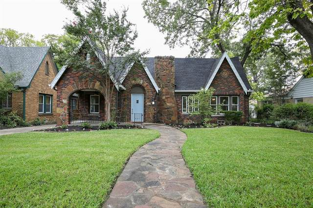 407 Valencia Street, Dallas, TX 75223 (MLS #14438841) :: Keller Williams Realty