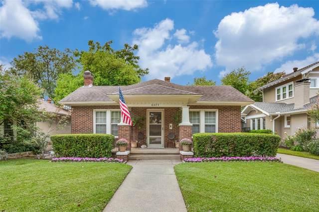 4427 Vandelia Street, Dallas, TX 75219 (MLS #14438854) :: Trinity Premier Properties