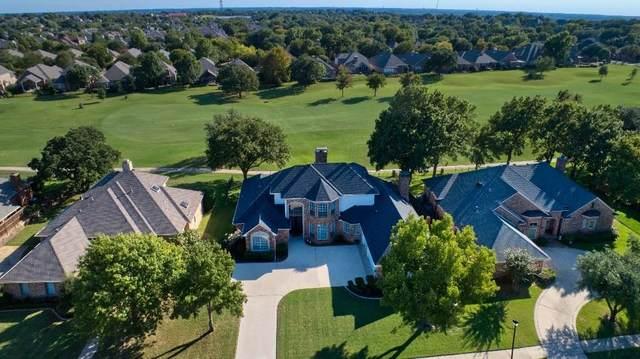 1768 Timber Ridge Circle, Corinth, TX 76210 (MLS #14438857) :: The Good Home Team