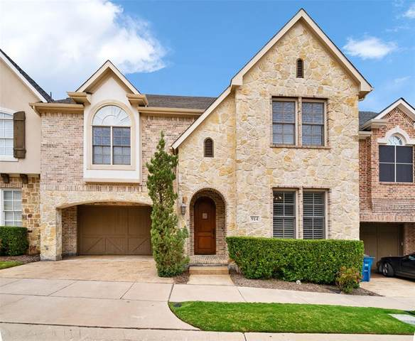 914 Grail Maiden Lane, Lewisville, TX 75056 (MLS #14438862) :: The Mauelshagen Group