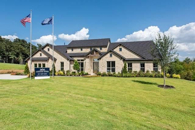 9001 Landi Lane, Flower Mound, TX 75028 (MLS #14438872) :: The Kimberly Davis Group