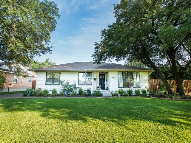 8412 Banquo Drive, Dallas, TX 75228 (MLS #14438879) :: The Chad Smith Team