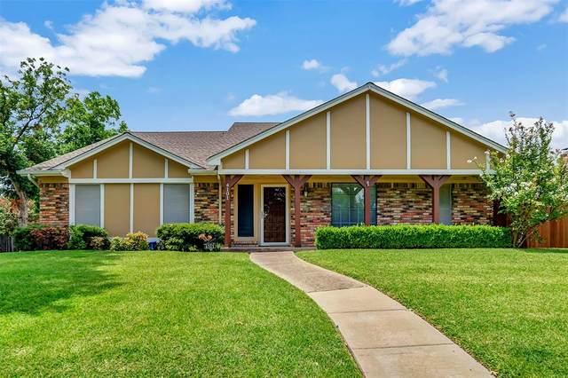 4101 Cedar Creek Drive, Garland, TX 75043 (MLS #14438914) :: The Tierny Jordan Network
