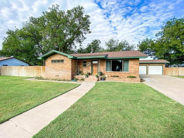 941 N 3rd Avenue, Munday, TX 76371 (MLS #14438940) :: The Hornburg Real Estate Group
