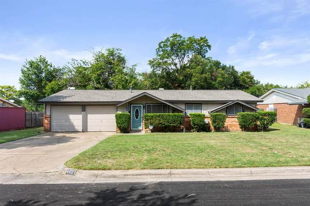 4601 Roxie Street, Haltom City, TX 76117 (MLS #14438946) :: Team Tiller