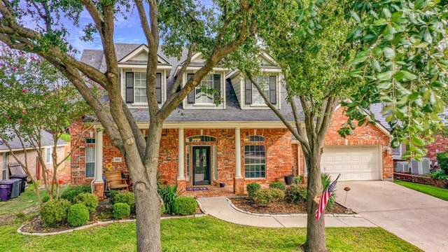 6924 Canyon Springs Road, Fort Worth, TX 76132 (MLS #14438981) :: Real Estate By Design