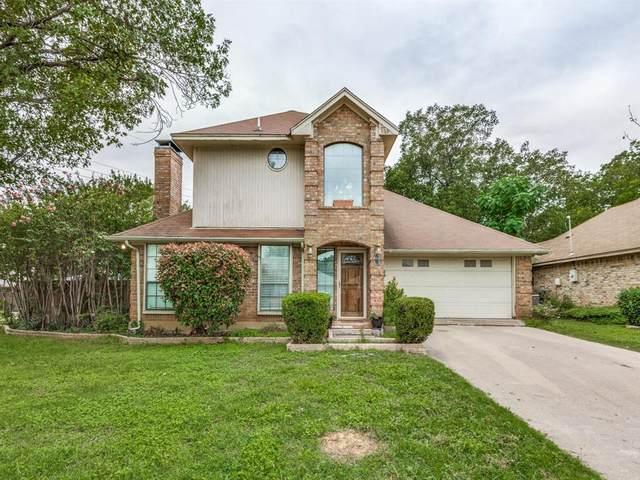 100 Al Piano Court, Irving, TX 75060 (MLS #14439016) :: Trinity Premier Properties