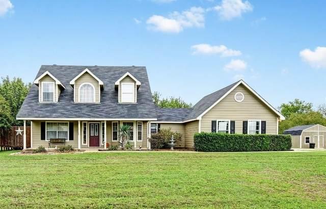 5559 Southfork Drive W, Royse City, TX 75189 (MLS #14439020) :: The Good Home Team