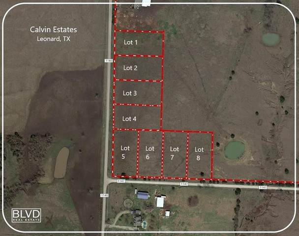 Lot 1 County Road 1140, Leonard, TX 75452 (MLS #14439033) :: North Texas Team   RE/MAX Lifestyle Property