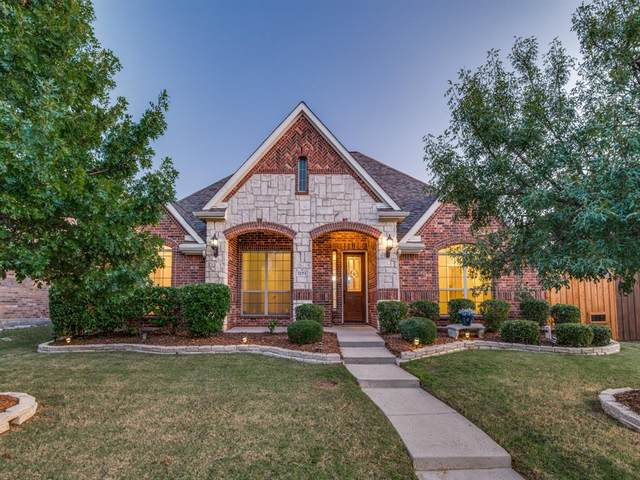 1271 Dutch Hollow Drive, Frisco, TX 75033 (MLS #14439035) :: Robbins Real Estate Group
