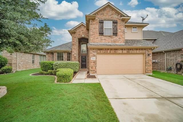 10628 Leesa Drive, Mckinney, TX 75072 (MLS #14439087) :: The Hornburg Real Estate Group