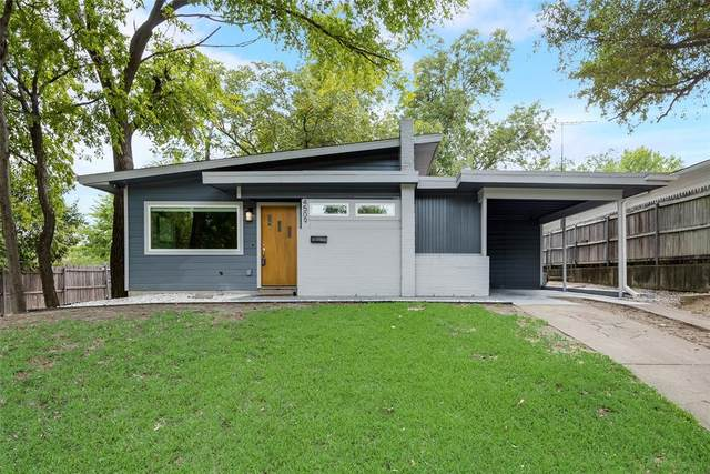 4509 Diaz Avenue, Fort Worth, TX 76107 (MLS #14439120) :: The Mitchell Group