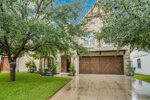 4340 Concho Street, Dallas, TX 75206 (MLS #14439128) :: Robbins Real Estate Group