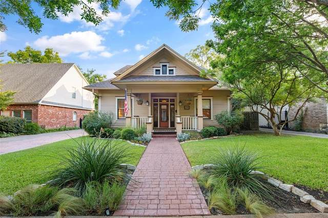 5344 Richard Avenue, Dallas, TX 75206 (MLS #14439160) :: Trinity Premier Properties