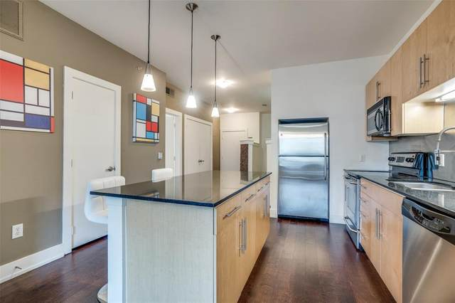4333 Gilbert Avenue #101, Dallas, TX 75219 (MLS #14439169) :: Team Tiller