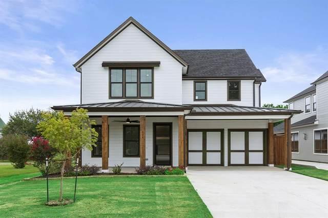 304 Pine Street, Roanoke, TX 76262 (MLS #14439171) :: Robbins Real Estate Group