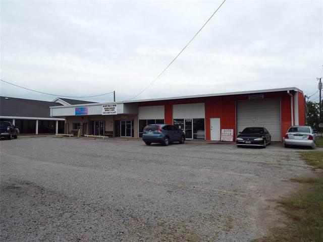 202 W Main Street, Gun Barrel City, TX 75156 (MLS #14439211) :: The Kimberly Davis Group