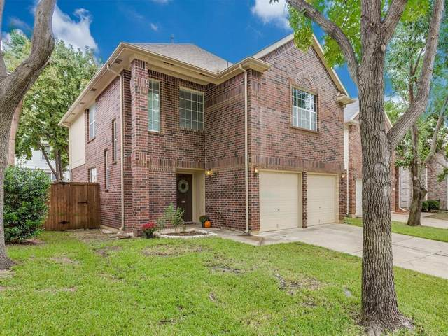 1636 Prescott Circle, Flower Mound, TX 75028 (MLS #14439233) :: The Tierny Jordan Network
