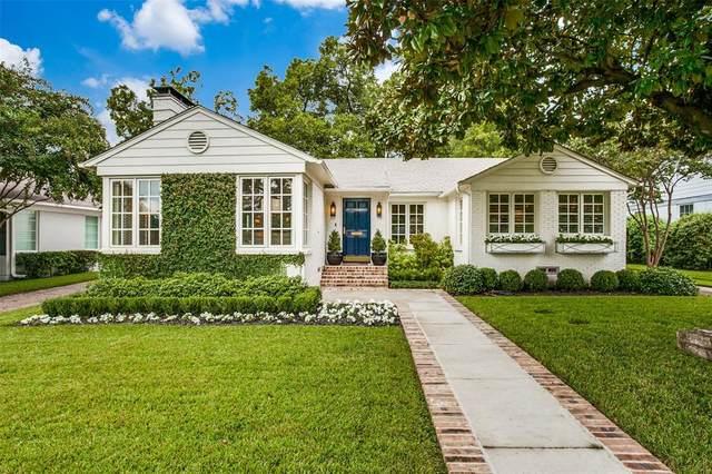6803 Southridge Drive, Dallas, TX 75214 (MLS #14439256) :: Bray Real Estate Group