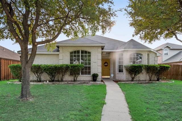 723 Bethany Lake Boulevard, Allen, TX 75002 (MLS #14439262) :: The Tierny Jordan Network