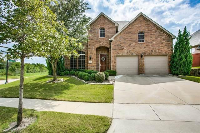 4148 Duncan Way, Fort Worth, TX 76244 (MLS #14439269) :: Team Tiller