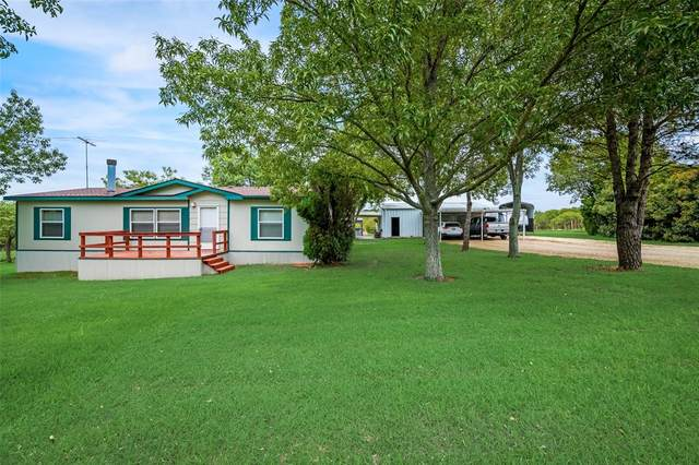 647 County Road 1031, Rice, TX 75155 (MLS #14439270) :: The Kimberly Davis Group