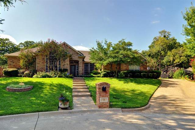 3 Woodhaven Court, Mansfield, TX 76063 (MLS #14439312) :: RE/MAX Pinnacle Group REALTORS