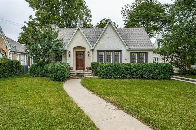 6411 Lakewood Boulevard, Dallas, TX 75214 (MLS #14439315) :: The Paula Jones Team | RE/MAX of Abilene