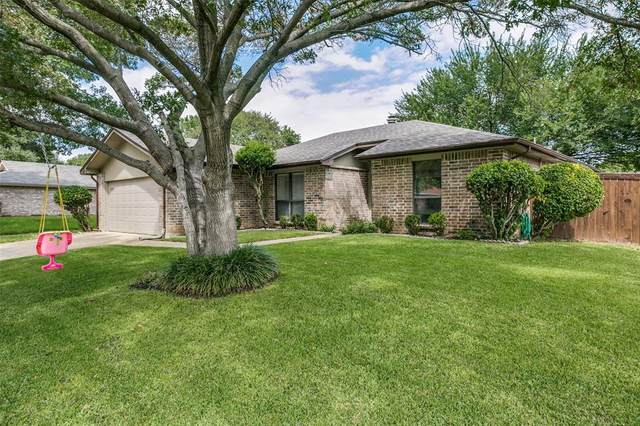 2025 Spicewood Road, Bedford, TX 76021 (MLS #14439337) :: The Kimberly Davis Group