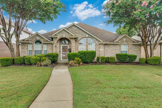 10105 Anne Drive, Frisco, TX 75035 (MLS #14439343) :: Robbins Real Estate Group