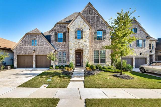 4125 Bering Way, Irving, TX 75063 (MLS #14439371) :: All Cities USA Realty