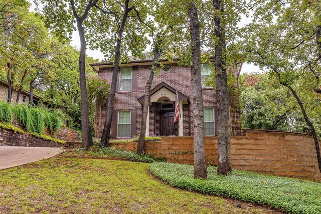 2816 Harvest Hill Drive, Grapevine, TX 76051 (MLS #14439390) :: Robbins Real Estate Group