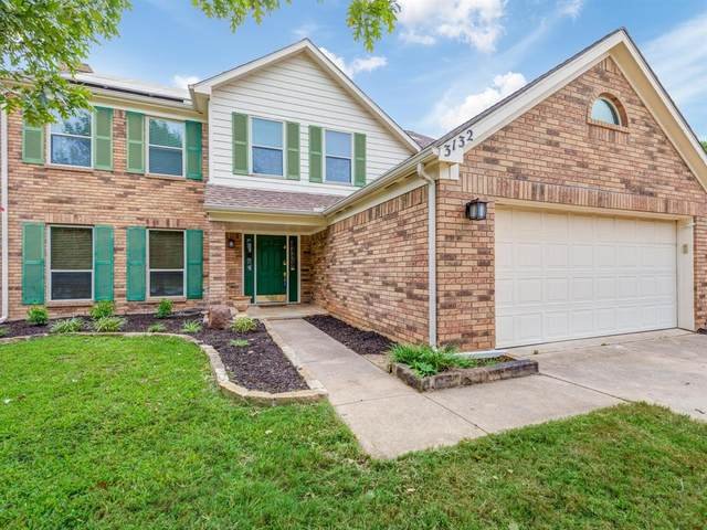 3132 Rustic Woods Drive, Bedford, TX 76021 (MLS #14439398) :: The Kimberly Davis Group