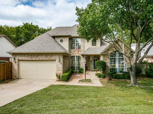4979 Wolf Creek Trail, Flower Mound, TX 75028 (MLS #14439399) :: The Kimberly Davis Group