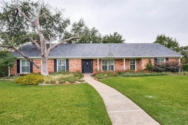 10119 Crestover Circle, Dallas, TX 75229 (MLS #14439413) :: Team Tiller