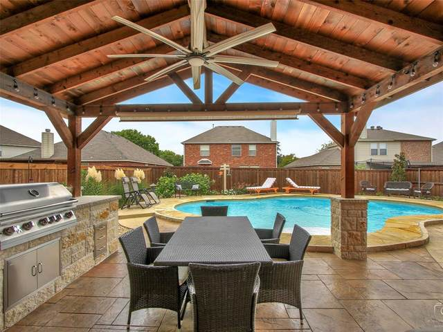 2808 Scott Place, Mckinney, TX 75072 (MLS #14439419) :: The Kimberly Davis Group