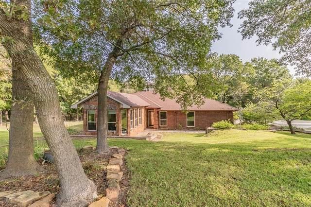 1024 Mesa Verde Street, Fort Worth, TX 76108 (MLS #14439429) :: The Hornburg Real Estate Group