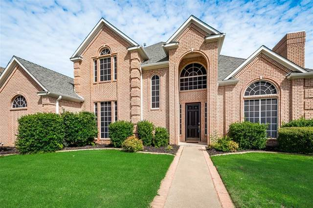1393 Fairhaven Drive, Mansfield, TX 76063 (MLS #14439430) :: Front Real Estate Co.