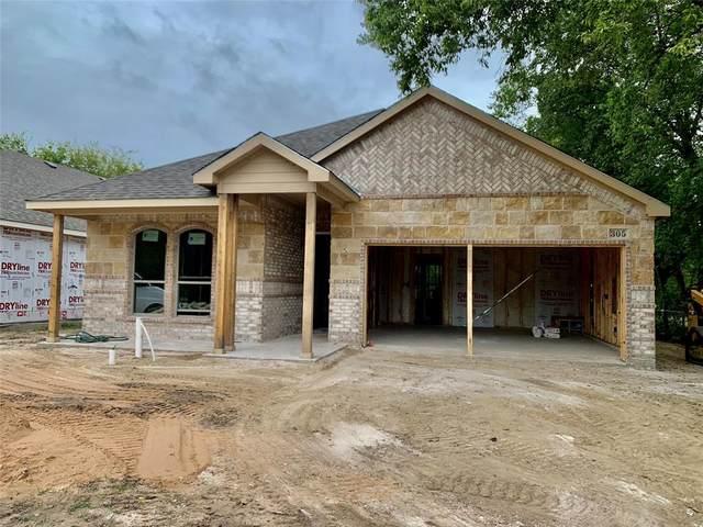 305 Dixon Street, Terrell, TX 75160 (MLS #14439433) :: North Texas Team | RE/MAX Lifestyle Property