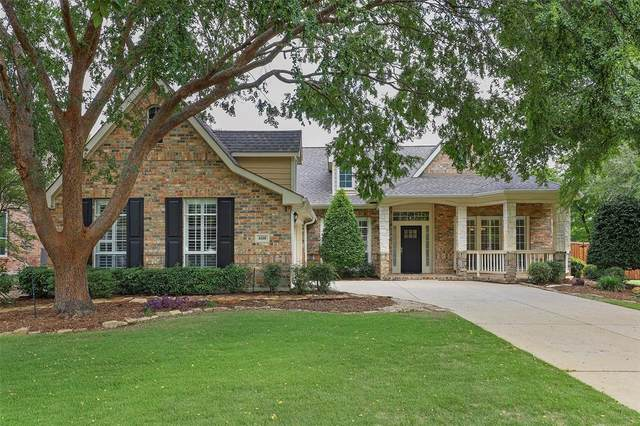 4100 Mustang Trail, Flower Mound, TX 75028 (MLS #14439442) :: The Tierny Jordan Network