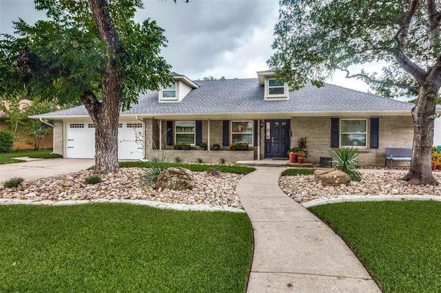 4208 Selkirk Drive W, Fort Worth, TX 76109 (MLS #14439447) :: Keller Williams Realty