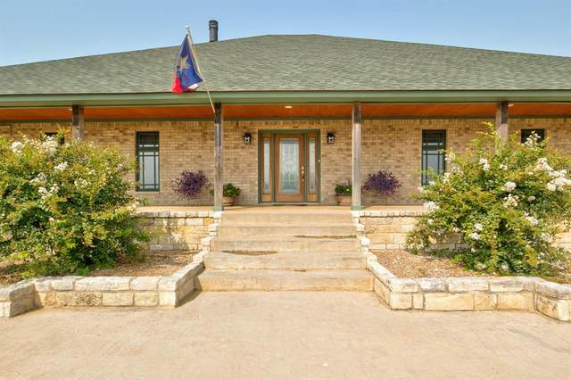 830 Johnson Bend Road, Weatherford, TX 76088 (MLS #14439454) :: North Texas Team | RE/MAX Lifestyle Property