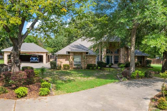 226 Oak Hill Drive, Powderly, TX 75473 (MLS #14439457) :: The Good Home Team