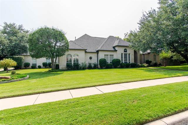 2801 Yorkshire Lane, Southlake, TX 76092 (MLS #14439472) :: North Texas Team | RE/MAX Lifestyle Property