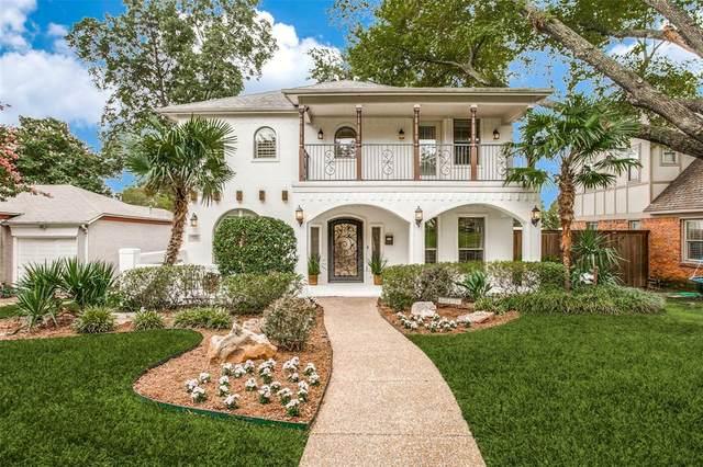 6856 Coronado Avenue, Dallas, TX 75214 (MLS #14439475) :: Bray Real Estate Group