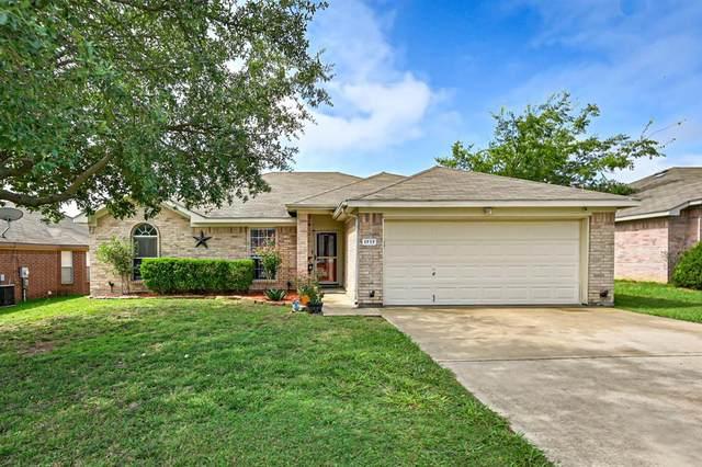 1717 Ryanfeld Drive, Mansfield, TX 76063 (MLS #14439506) :: The Mitchell Group